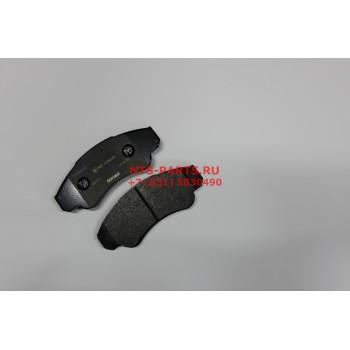 2391901 Колодки тормозные передние Х244 R16 Textar