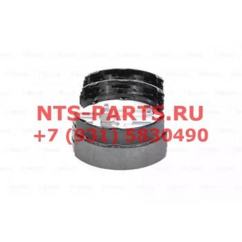 0986487726 Колодки стояночного тормоза Х250 Bosch
