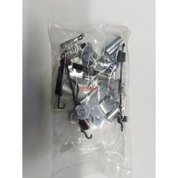 RK2241 Ремкомплект колодок стояночного тормоза полный х244 LEX