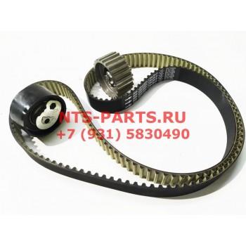 kd45847 Комплект ГРМ 2,3 (ремень + 2 ролика) SNR