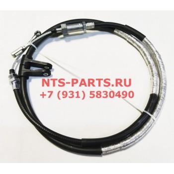901971 Трос стояночного тормоза х250 передний NK