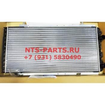 LRC1650 Радиатор двигателя х244 Luzar