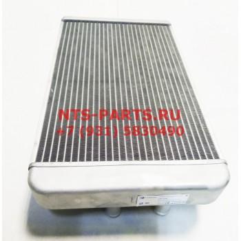 LRH1650 Радиатор отопителя салона х244 Luzar