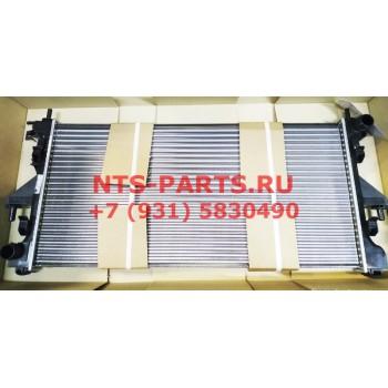 LRC1680 Радиатор двигателя х250 Luzar