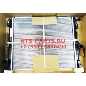 637609 Радиатор охлаждения двигателя Ларгус Asam