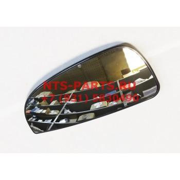 BSG70910005 Зеркальный элемент нижний правый с подогревом Х250 BSG
