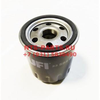 2358400 Фильтр масляный 2.2 металл UFI