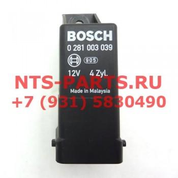 0281003039 Реле свечей накаливания Bosch