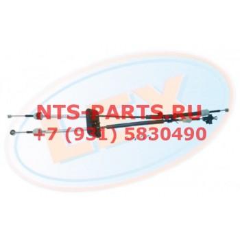 FT73084 Трос переключения КПП Х250 комплект Fast