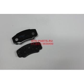 GDB1521 Колодки тормозные задние Х244 Р16 TRW